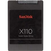 SanDisk® X110 128GB mini-SATA III (6 Gb/s) MLC Internal Solid State Drive (SSD)