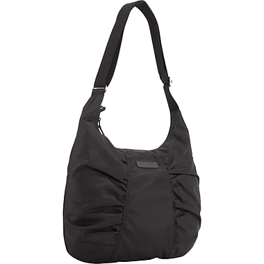 Timbuk2® Valencia 9.1in. x 16.1in. x 4.7in. Hobo Shoulder Bag, Black
