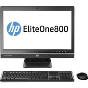 HP® EliteOne 800 G1 Desktop 22 All-In-One Computer, Intel Quad Core i5-4570S 2.9 GHz