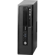 HP® EliteDesk 800 G1 SFF Desktop Computer, Intel Quad Core i5-4570 3.2 GHz 4GB RAM