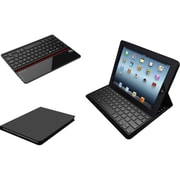 Adesso® Compagno™ Air WKB-1020DB Bluetooth 3.0 Scissor-Switch Keyboard & Folio Case