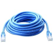 HP® Belkin™ 14' RJ-45 Male/Male Cat5e Patch Cable, Blue