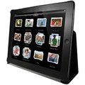 BodyGuardz® Garrison Folio Case For iPad 2/3/4, Black