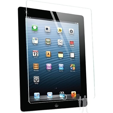 BodyGuardz® Pure® Premium Glass Screen Protector For iPad 2/3/4, Crystal Clear