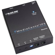 Black Box® 328' MediaCento IPX PoE Multicast Receiver
