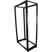 Startech.com® 42U Adjustable Depth Open Frame 4 Post Server Rack Cabinet