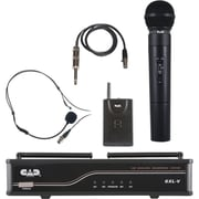 CAD Audio® GXL Series VHF Combo Wireless Band System