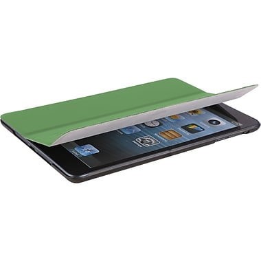 V7® Ultra Slim Tri-Fold Folio Case For iPad Mini With Retina Display, Green