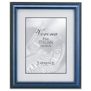 Lawrence Frames Picture Frame with Gold Beads; 4'' x 6''