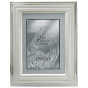 Lawrence Frames Stepped Border Picture Frame; 8'' x 10''