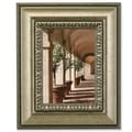 Lawrence Frames Carved Inner Edge Picture Frame; 4'' x 6''