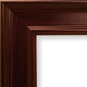 Craig Frames Inc. 2.01'' Wide Smooth Wood Grain Picture Frame; 8'' x 12''