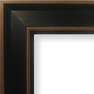 Craig Frames Inc. 2'' Wide Painted Wood Grain Picture Frame; 16'' x 24''