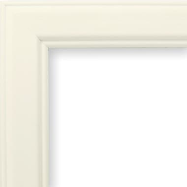Craig Frames Inc. 1'' Wide Smooth Wood Grain Picture Frame; 16'' x 22''