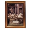Lawrence Frames Classic Design Gold Picture Frame; 5'' x 7''