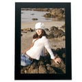 Lawrence Frames Contemporary Metal Picture Frame; 8'' x 10''