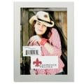 Lawrence Frames Contemporary Picture Frame; 4'' x 6''
