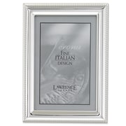 Lawrence Frames Rope Border Picture Frame; 4'' x 6''