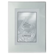 Lawrence Frames Plated Picture Frame; 4'' x 6''