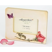 Lexington Studios Home and Garden The Rose Small Decorative Picture Frame; Small