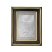 Lawrence Frames Oil Rubbed Bronze Inner Panel Metal Picture Frame; 5'' x 7''