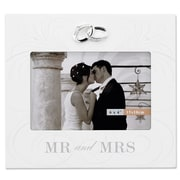 Lawrence Frames Mr. And Mrs. Wedding Picture Frame
