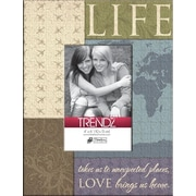 Timeless Frames Trendz Life Decoupage Tabletop Photo Frame