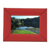 Dacasso 4x6 Photo Frame; Red