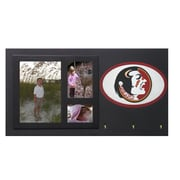 Fan Creations NCAA Key Holder w/ Picture Frames; Florida State