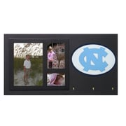 Fan Creations NCAA Key Holder w/ Picture Frames; North Carolina