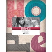 Timeless Frames Trendz Hope Decoupage Tabletop Photo Frame