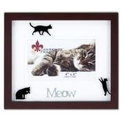 Lawrence Frames Meow Picture Frame