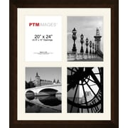PTM Images Photo Collage Picture Frame; Bronze