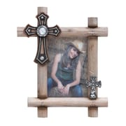Woodland Imports Wood Ps Picture Frame