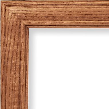 Craig Frames Inc. 1.25'' Wide Wood Grain Picture Frame; 24'' x 24''