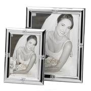 Fetco Home Decor Wedding Bradbury Picture Frame; 5'' H x 7'' W