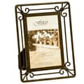 Fetco Home Decor Tuscan Linwood Picture Frame; 8 x 10