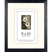 Frame USA Contemporary Architect Picture Frame; 8'' x 10''