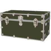 Rhino Trunk and Case Medium Armor Trunk; Olive Green