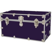 Rhino Trunk and Case Medium Armor Trunk; Purple
