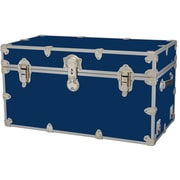 Rhino Trunk and Case Medium Armor Trunk; Royal Blue