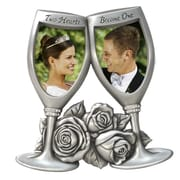 Malden Champagne Glasses Picture Frame