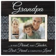 Malden 4 x 6 Grandpa Sunwashed Picture Frame