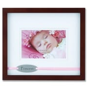 Lawrence Frames Pink Ribbon Shadow Box Picture Frame