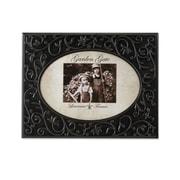Lawrence Frames Garden Gate Rustica Floral Vine Picture Frame; 5'' x 7''