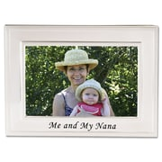 Lawrence Frames Me and My Nana Picture Frame