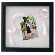 Lawrence Frames Linen Inner Display Board Shadow Box Picture Frame; 8'' x 8''