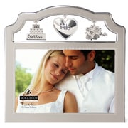 Malden I Do Wedding Charms Picture Frame