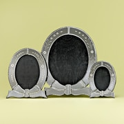 Venetian Gems Bow Picture Frame; 8'' x 10''