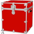 Buyers Choice Artisans Domestic Cube; Red